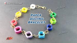 diy make bracelet images Diy paper quilling bracelet friendship belt how to make jk jpg