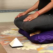 meditation timer samadhi cushions