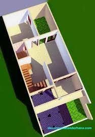 desain rumah lebar 6 meter gambar rumah 2 lantai tanah 6 meter desainrumahsederhana com