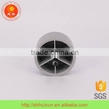 Self Leveling Table Feet Plastic Abs Round Type Chromed Siliver Self Leveling Table Feet Of
