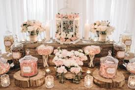 Wedding Candy Table Theme Of The Month Rustic The Professors Tasty Technology