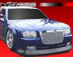 Chrysler 300 Interior Accessories Chrysler 300 Body Kits