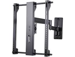 Tv Wall Mount Sanus Simplicity Smf2 Full Motion Wall Mounts Mounts