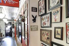 the best tattoo parlors in new york city