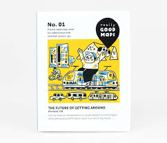Maps Good Really Good Maps No 1 The Future Of Getting Around Portland At