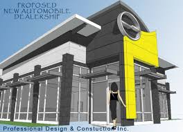 bmw dealership design professional design and construction