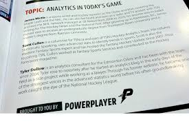 Analytics Consultant Resume Powerplayer Events