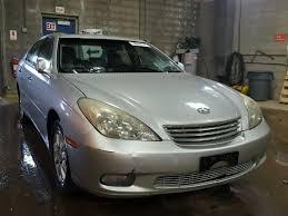 lexus 2003 es300 auto auction ended on vin jthbf30g430126208 2003 lexus es300 in
