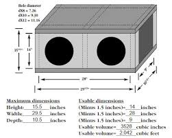 polk audio speaker box subwoofer loudspeakers enclosure