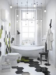 crazy tiled bathroom interior design pinterest scandinavian