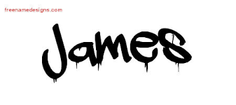james archives free name designs
