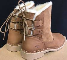 womens ugg boots with laces ugg australia s lace up boots ebay