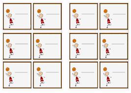 basketball name tags u2013 birthday printable