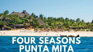 Punta Mita Mexico Map by Four Seasons Punta Mita Mexico Youtube