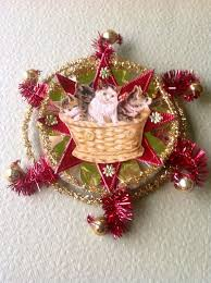 12 best spun glass ornaments images on