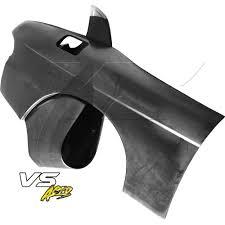 lexus sc300 body parts vsaero urethane apt wide body 20 50mm no vent fenders set u003e lexus