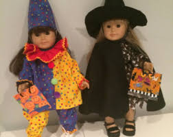 18 Doll Halloween Costumes 18 Doll Costume Etsy