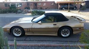 1987 greenwood corvette 1984 corvette convertible greenwood special edition 30 000