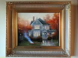 home interiors thomas kinkade prints best of originals master