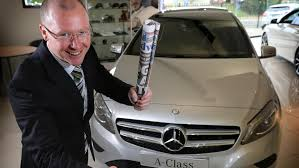 mercedes geelong mercedes a180 on sale to raise funds for rory wilson