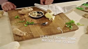 comment cuisiner le gingembre comment éplucher le gingembre