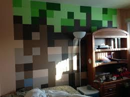 chambre minecraft décoration deco chambre minecraft 38 nancy 07040744 boite