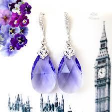 purple drop earrings purple drop earrings tz 32 desirez jewelry