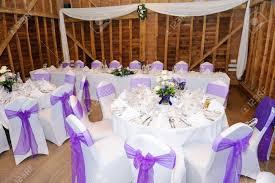 Purple Decorations Purple Wedding Reception Obniiis Com