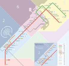 map of dubai dubai interactively industries leisure and life dubai
