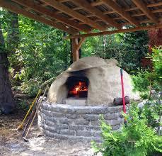 knitone pearlonion backyard brick oven pizza