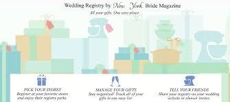 wedding registry new york bridal registry new york magazine