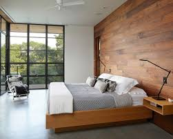 Modern Stripes Bedroom Decoration Idea Supernatural Awesome - Contemporary bedroom decor ideas