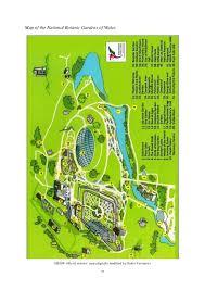 National Botanic Garden Wales National Botanic Garden Wales Map Of The National Botanic Gardens