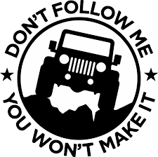 jeep decal go decal u2013 trail decals
