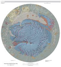 North Pole Map The Northern Reaches Riding With Robots On The High Frontier