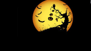 halloween background repeating halloween eric lahti