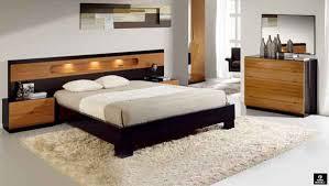 Modern Bedroom Furniture Set Home Conceptor Within Modern - Modern bed furniture