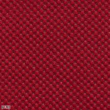 Microfiber Material For Upholstery Red Solid Matt Weave Texture Microfiber Upholstery Fabric