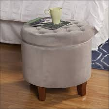 furniture amazing large storage ottoman bench suede ottoman