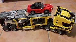 camion porta auto lego numero 67 53 camion porta auto