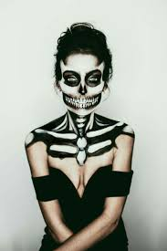 Halloween Skeleton Bodysuit Best 25 Skeleton Halloween Costume Ideas On Pinterest Skeleton