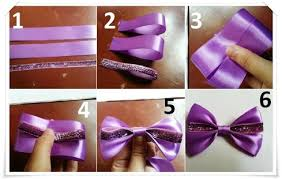 how to make your own hair bows diy hair bow craft android apps on play