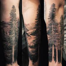 Tattoo Ideas For Hunters Top 25 Best Dark Forest Tattoo Ideas On Pinterest Forest Tattoo
