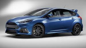 2016 ford focus rs goes into production motor1 com photos