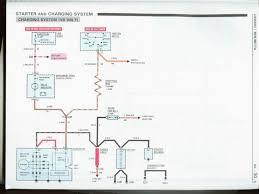 chevy alternator wiring diagram dolgular
