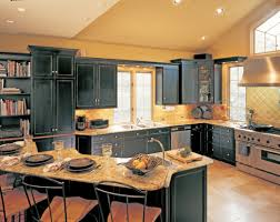 small kitchen black cabinets make a small kitchen look larger including using the gallery