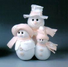 123 best diy snowman decorations images on
