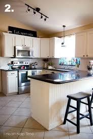 Images Of Kitchen Makeovers - remodelaholic big kitchen makeover on a little budget