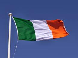 Flag Of Dublin Ireland South East Ireland Travel Blog Facts About The Irish Flag