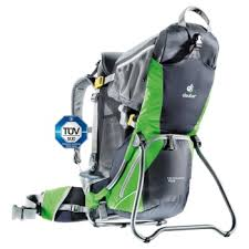 Deuter Kid Comfort 2 Deuter Kid Comfort 2 Child Carrier Bluewater 200 00